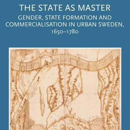 Boken The State as Master, av Maria Ågren